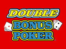 Видеопокер Double Double Bonus Poker