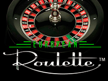 Видеорулетка European Roulette